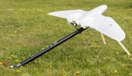 UAV pneumatic catapult PL-8