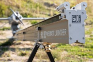 UAV pneumatic catapult PL-80